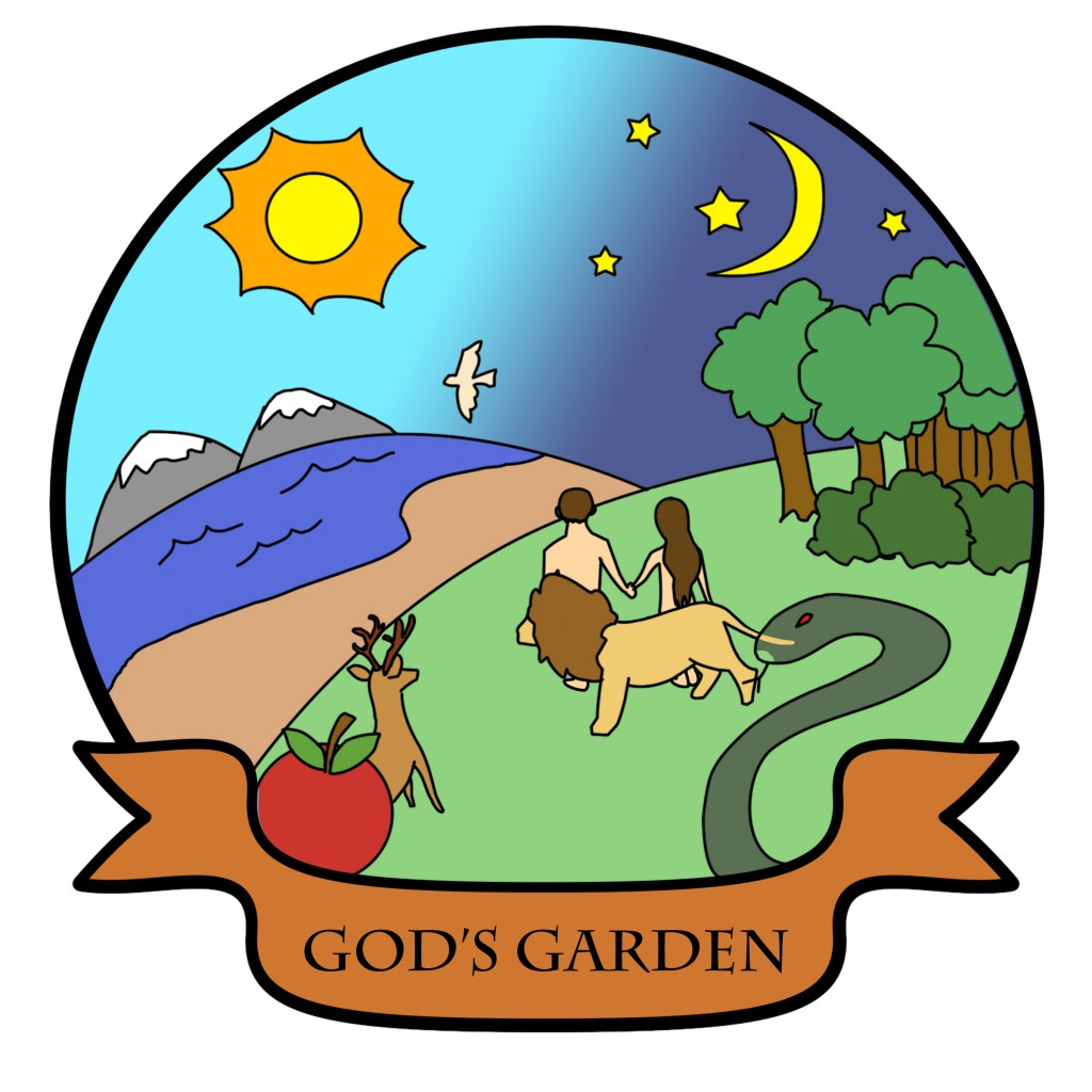 God's Garden - by Elisabeth Ko