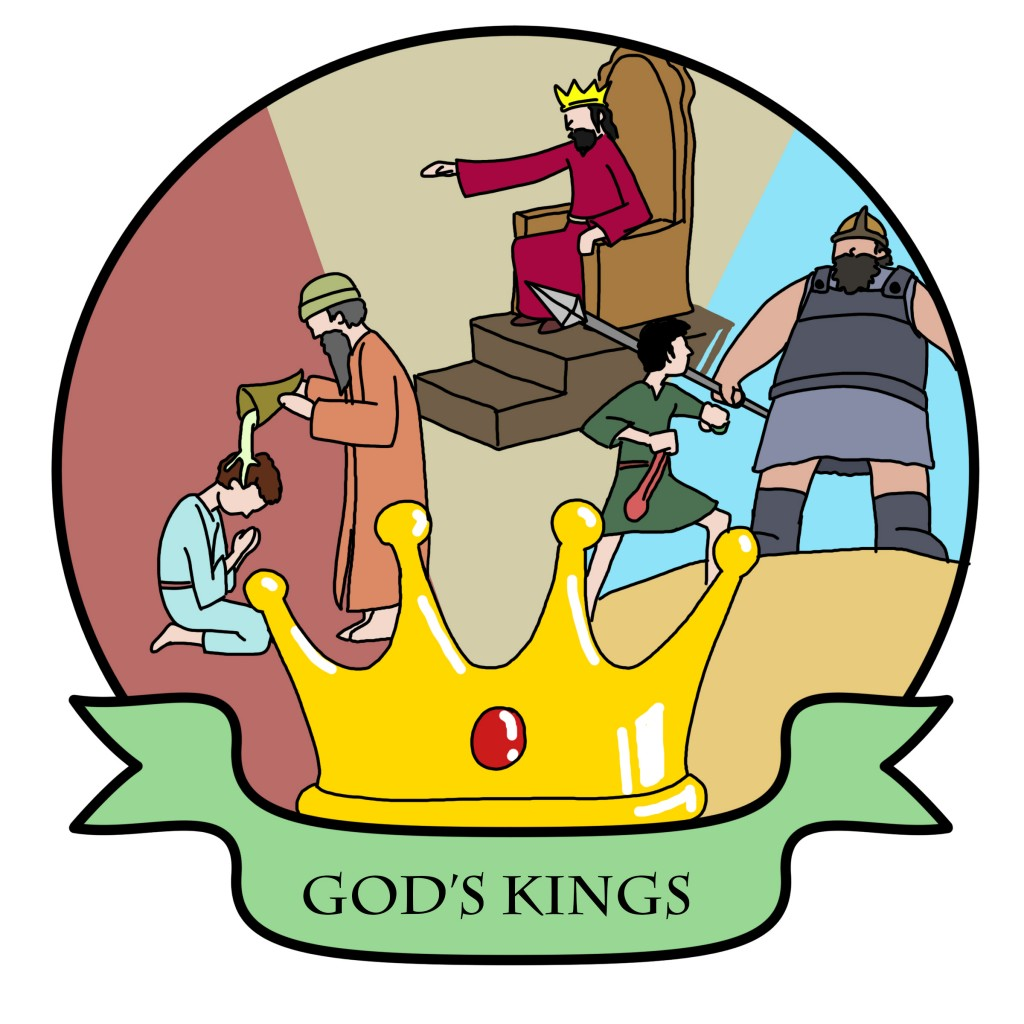 God's Kings - by Elisabeth Ko