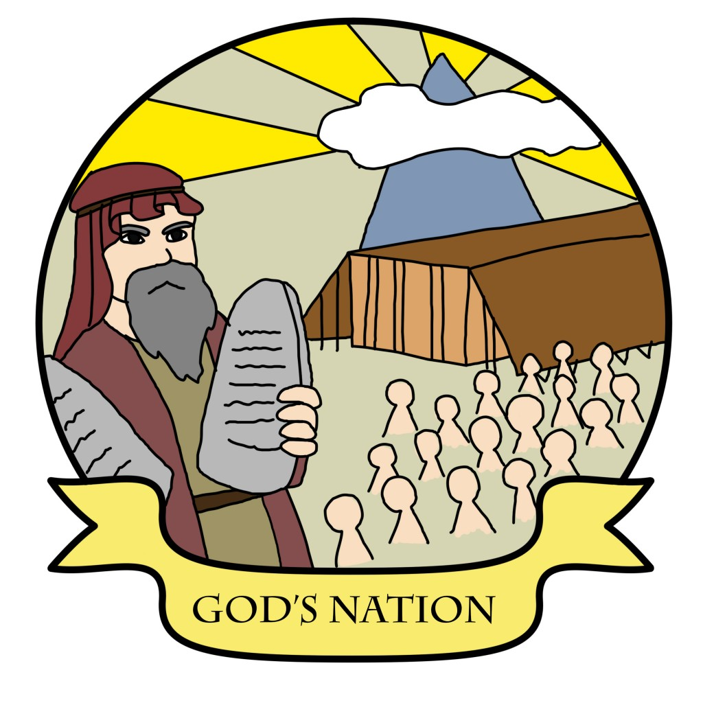 God's Nation - by Elisabeth Ko