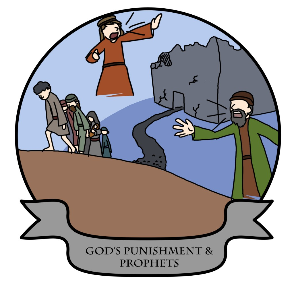 God's Prophets and Punishment - by Elisabeth Ko